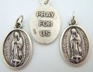 Our Lady of Guadalupe Inspirational Religious 1 Medal Pray for US