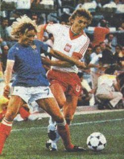 1982 World Cup France Poland 2 3 DVD English Entire Match