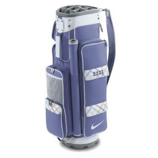 Nike Ladies Brassie Ladies Cart Golf Bag Purple Slate