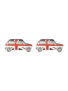 Paul Smith London Mini car cufflinks Blue