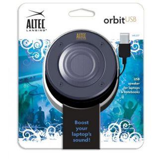 N26 Brand New Altec Lansing IML227 Orbit USB Portable Speaker for