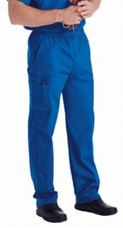 Landau 8555 Mens Cargo Pant Royal Blue Many Sizes