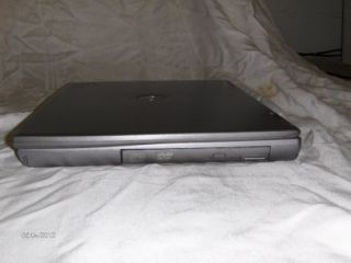 Dell Latitude D600 Laptop Notebook Computer 1 Gig RAM DVD