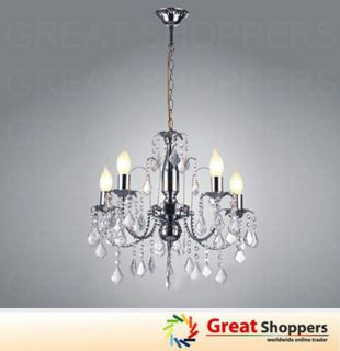 Ceiling Light Pendant Lamp Lighting Fixture Chandelier 6 Lights