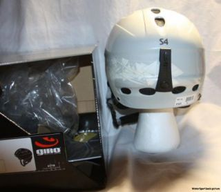 New Giro S4 Ski Snowboard Snow Helmet Large 57 59 cm L New