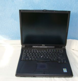 Dell Latitude C840 Laptop 2 0GHz 512MB 30GB XP WiFi DVD