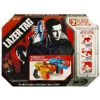 New Nerf Lazer Laser Tag 2 Player Gun Game System Set