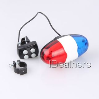 Cycling Bike Bicycle LED 2 Laser Beam Rear Tail Light Lamp