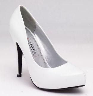 Lasonia M4474 Platforms Pumps High Heels Sexy Womens Shoes All Sizes