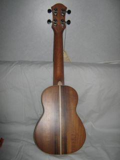 Soprano Long Neck Koa Ukulele Anuenue Lani 1 Gibbag
