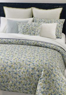 Tommy Hilfiger Laurel Hill Full Queen Bed Set Comforter Sheet Euro
