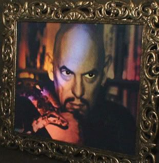 Haunted Anton lavey Photo Eyes Follow You Satanic