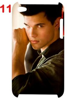 Taylor Lautner Jacob Twilight Fans iPod Touch 4G Hard Case Assorted