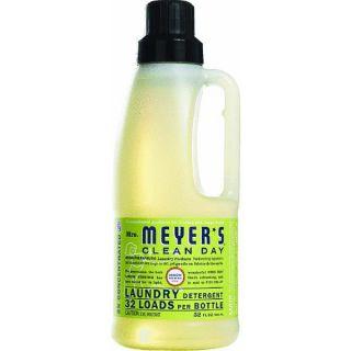 Mrs Meyer´s Clean Day Lemon Laundry Detergent