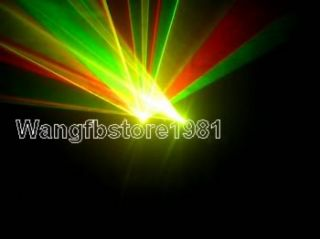 Lens Red Green Yellow RGY DJ Disco Laser Light Stage Party Beam