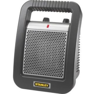 Stanley Ceramic Utility Heater   Lasko 675945 Portable Electric Space