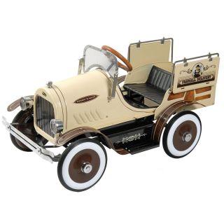 Dexton Woody Wagon Pedal Car
