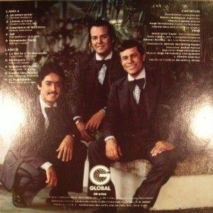LP Latin Trio Los Quijotes Self Titled Global RARE