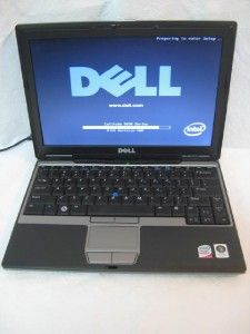 Dell Latitude D430 Laptop Core 2 Duo 1 33 GHz FS14448
