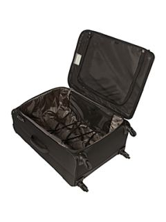 Antler Zero Black 82cm 4 Wheel Case