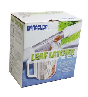 W26705 Original in Line Leaf Debris Catcher Canister Trap G3 G4