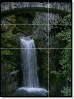 Top 20 Waterfalls Ceramic Tile Murals Buyers Choice