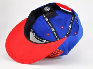 DC Comics New Era Superman Arched 9Fifty Snapback Cap