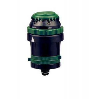 Orbit H2O 6 Gear Driven Lawn Watering Sprinkler Hose End Rotor Sprayer