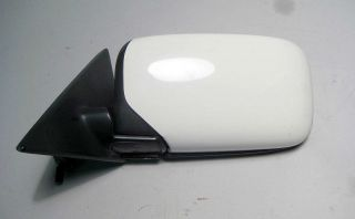 BMW E36 Driver Left Side Mirror White 2dr 92 99 318IS 318IC 323IS