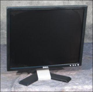 19 Dell E197FPF LCD TFT LCD Display Monitor 1280 x 1024