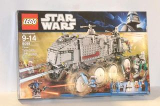 Lego 8098 Star Wars Clone Turbo Tank 1141 Pieces