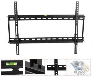 Ultra Slim Wall Flat LCD LED TV Monitor Mount Bracket for 32 37 42 50