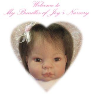 Lee Middleton Munchkin Reborn Baby Doll 3 4 Limbs OOAK