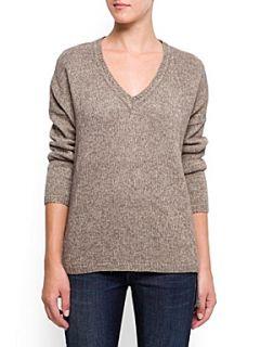 Homepage  Clearance  Women  Knitwear  Mango Merino wool lurex