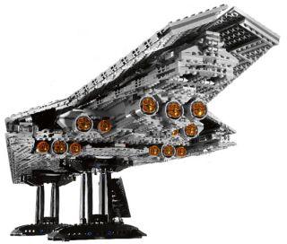 Lego 10221 Star Wars Super Star Destroyer Factory New 673419169288