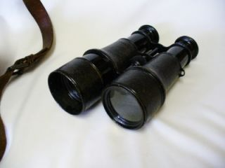 1918 Lemaire Fabt Paris Binoculars   J & B Green Ltd   Stamped War