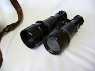 1918 Lemaire Fabt Paris Binoculars   J & B Green Ltd   Stamped War