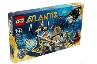 Lego Atlantis Gateway of The Squid 8061 673419129633