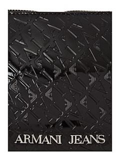 Armani Jeans Embossed cross body