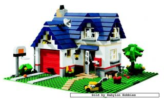 picture 2 of Lego: Creator   Apple Tree House (5891)