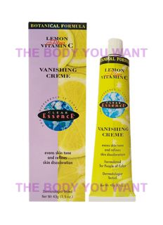 Clear Essence Lemon Plus Vitamin C Vanishing Cream 43g