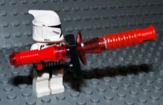 LEGO   STAR WARS   CLONE WARS   CUSTOM   CHAIN GUN   SWCG 11   6 EACH