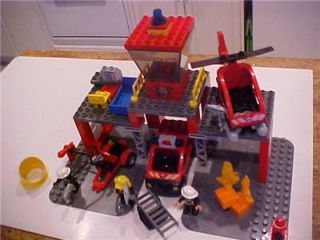 Lego Duplo 5601 Fire Station