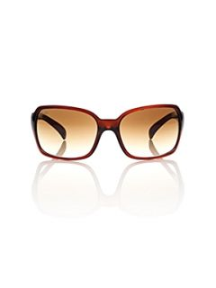 Ray Ban Unisex RB4068 Square Sunglasses