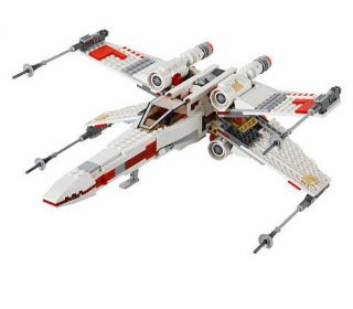 Lego Star Wars New Set x Wing  fighter 9493 SHIP Only No Minifig No