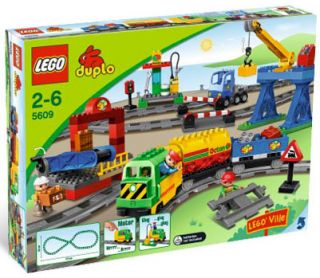 Lego Duplo Deluxe Train Set 5609