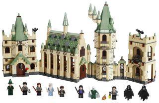 New Lego 4842 Harry Potter Hogwarts Castle 1290 Pcs
