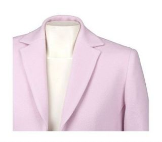 Dialogue Cashmere Blend Fully Lined Jacket Champagne 8