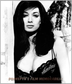 Valerie Leon ~ Blood from the Mummys Tomb ~ B&W #1