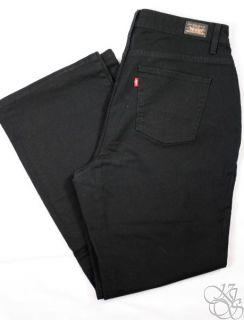 Levis Jeans 580 Defined Waist Boot Cut Plus Size Pant